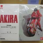 アストラムライン古市駅より徒歩5分、バンダイ製『AKIRA 金田のバイク早期予約特典』も売っていただきました。