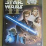 [洋画] スター・ウォーズ エピソード2 クローンの攻撃 [DVD] 買い取りましたー
