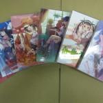 【Blu-ray】化物語 第一巻~第六巻【完全生産限定版】を高価買取いたしました。