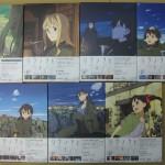 広島市安佐南区で、『ソ・ラ・ノ・ヲ・ト 【完全生産限定版】 』 Blu-ray全7巻を高価買取しました。