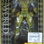 広島市安佐南区で『超像可動 「ジョジョの奇妙な冒険」ザ・ワールド(荒木飛呂彦指定カラー) 』を売って頂きました!