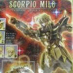聖闘士聖衣神話EX スコーピオン・ミロ 買取りました!