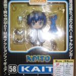 グッスマ「ねんどろいど 『KAITO』 」 を買いとらせて頂きました!