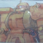 「真紅の稲妻」 ジョニー・ライデンの高機動型ザクⅡ を売っていただきました!