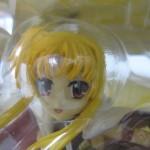 一番くじ 魔法少女リリカルなのは B賞「フェイト・テスタロッサ」売っていただきました!