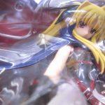魔法少女リリカルなのは 「高町なのは」「フェイト・テスタロッサ」フィギュア 買取ます!!