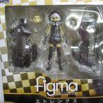 figma 「ストレングス」フィギュア 売っていただきました!