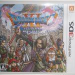 「ドラゴンクエストXI 過ぎ去りし時を求めて」3DS版を売って貰いました!