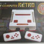 「プレイコンピューター レトロ」 FC互換ゲーム機 内蔵ゲーム118種を買い取らせて頂きました!