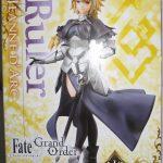 Fate / Grand Order サーヴァントフィギュア「ルーラー / ジャンヌ・ダルク」を買取り入荷しました!