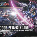 バンダイ「HGUC 機動戦士Zガンダム ゼータガンダム 1/144」を買取入荷いたしました!