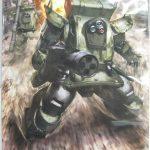 WAVE「装甲騎兵ボトムズ 『スタンディング トータス』ペールゼン・ファイルズ版1/24 スケール」を売って頂きました!