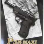マルシンのガスガン「ワルサーP38」を買取りさせて頂きました!