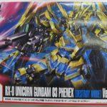 ガンダムフロント東京 限定『 HGUC 1/144 RX-0 ユニコーンガンダム3号機 フェネクス「デストロイモード」Ver.GFT 』を売って頂きました!