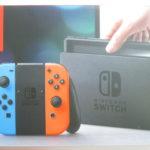 Nintendo Switch 本体 (ニンテンドースイッチ) 【Joy-Con (L) ネオンブルー/(R) ネオンレッド】を売って頂きました!