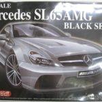 青島文化教材社 「メルセデスベンツ SL65 AMG ブラックシリーズ」を中古入荷いたしました!