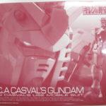 バンダイ「機動戦士ガンダム ギレンの野望 RG 1/144 『キャスバル専用ガンダム』」を売って頂きました!