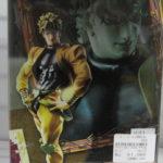 ジョジョの奇妙な冒険【ディオ】買取!フィギュアの買取りならおまかせ!