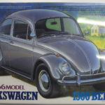 タミヤ スポーツカーシリーズ No.136 「フォルクスワーゲン 1300ビートル1966年型」を中古入荷いたしました!