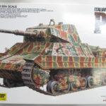 タミヤ 「スケール限定シリーズ 1/35 イタリア 重戦車 P40」を中古入荷致しました!