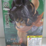 ドラゴンボール【ヤムチャ】 のフィギュアを買取させていただきました。