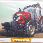 ハセガワ1/35 建機シリーズ「ヤンマー トラクター YT5113A」を買取り入荷しました!