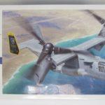 ハセガワ の1/72『 アメリカ海兵隊 MV-22B オスプレイ プラモデル E41』を売っていただきました!