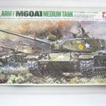 『タミヤ 1/35 スケール限定シリーズ アメリカ陸軍 M60A1戦車 プラモデル 』を中古入荷しましたー!
