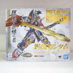 『METAL ROBOT魂 <SIDE MS> 劉備ガンダム(リアルタイプver.)』を売って頂きました!