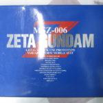 PG 1/60 MSZ-006 ゼータガンダムを買い取りさせて貰いました!