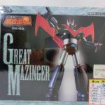 【超合金魂 GX-02 グレートマジンガー】を売っていただきました!