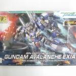 『HG 1/144 GN-001/hs-A01D ガンダムアヴァランチエクシアダッシュ』を売って貰いました!