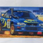 【スバルインプレッサ WRC'98サファリ仕様】入荷しました!