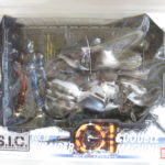 S.I.C.VOL.38 『キカイダー01&ダブルマシーン』を中古入荷しました!