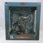 一番くじ『進撃の巨人 リヴァイ騎馬フィギュア』を売っていただきました!