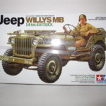 タミヤ「1/35 アメリカ陸軍 U.S.ジープ ウイリスMB 」を売って頂きました!