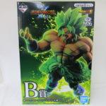 1番くじ【ドラゴンボール超】超サイヤ人ブロリー 買取しました!広島市「green style」からのお知らせ!
